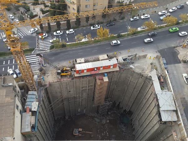Project Name: Excavation & Stabilization of mechanized parking